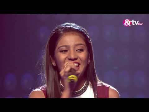 Jahanvi Sangha - Performance - Blind Auditions Episode 9 - January 7, 2017 - The Voice India Season2