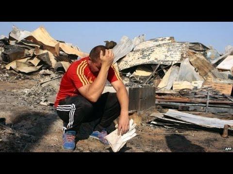 Chile: Nước Soda cứu ngôi nhà khỏi đám cháy dữ dội