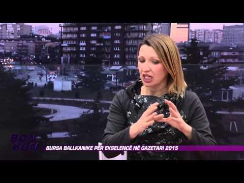 Bursa ballkanike per ekselence ne gazetari 2015