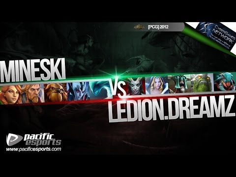 [PCGTPH Playoffs] Mineski vs Ledion Dreamz