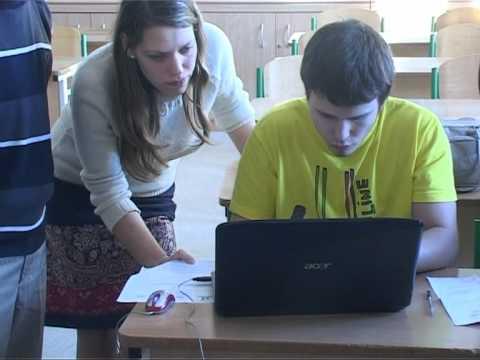 Смотреть видео Oбучение естественных наук в Вентспилсe