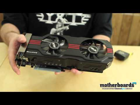 ASUS HD 6950 DirectCU II 2GB Video Card: Review &amp; Benchmarks