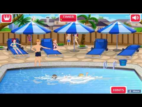 Hướng dẫn chơi game Chọc phá mọi người - Naughty Vacation trên Game Vui