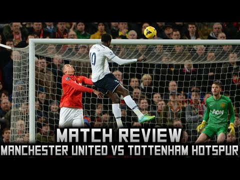 Manchester United Vs Tottenham Hotspur 1-2 Match Review (2013/2014) (1/1/14) (1st January 2014)