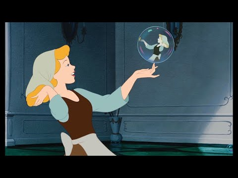 Cinderella Sing Sweet Nightingale Disney Princess Dub