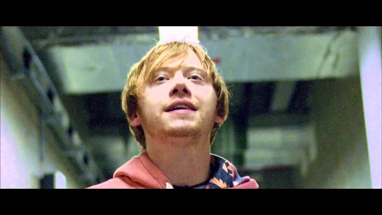 Ed Sheeran - Lego House - Ron Weasley - [HD]. - YouTube