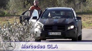 Mercedes GLA videos