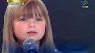 Connie Talbot I Will Always Love You LIVE *High Quality