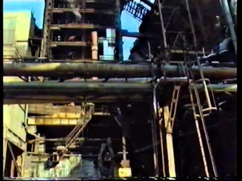 Výroba oceli v Čechách, Steel production  and last blast furmace in Czech republic