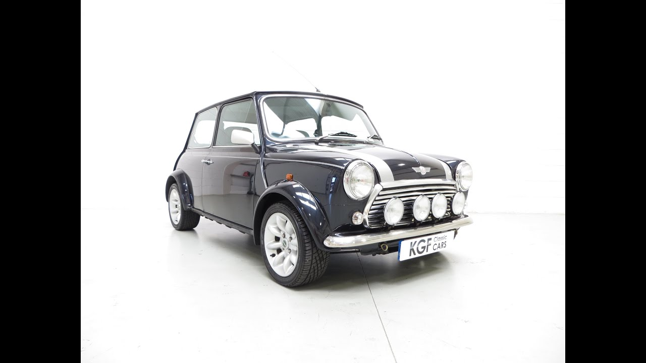 A Rare And Sought After Classic Mini Cooper Sport 500 With
