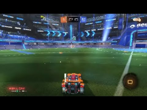 Rocket league My best goals and saves