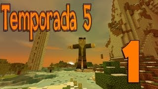 """Alucinando!!"" Episodio 1 Temporada 5 Mods Minecraft"