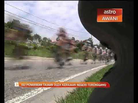 Isu penarikan oleh kerajaan negeri Terengganu