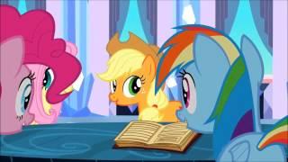 My Little Pony Balada De Los Ponis De Cristal Latino (HD