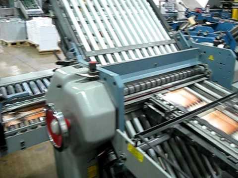Stahl Folder -- The Good Old Stahl Folder
