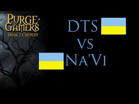 Dota 2 DTS vs Na'Vi : Star Series
