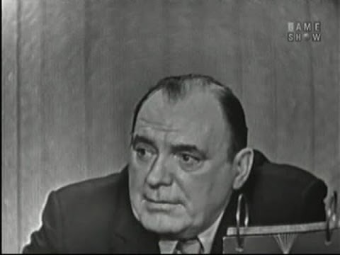 What's My Line? - Elsa Maxwell; Pat O' Brian; Ernie Kovacs [panel]; Mike Todd [panel] (Oct 13, 1957)