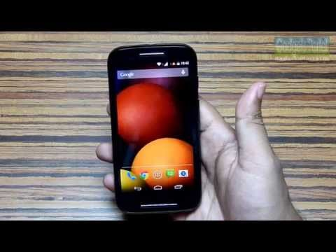 Moto E Unboxing & Hands On Review - best phone at best price!
