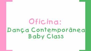 Dan�a Contempor�nea Baby Class Educa��o Infantil