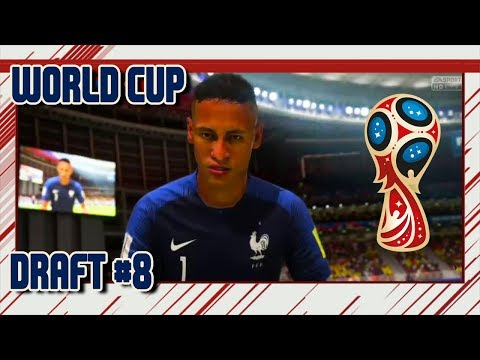 FIFA 18 - World Cup - Draft #8 & Pack Opening
