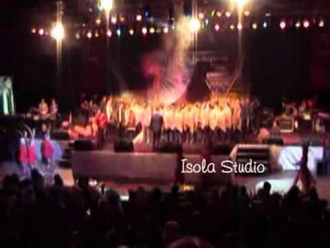 IsolaStudio   Angklung Orchestra, Goyang Karawang