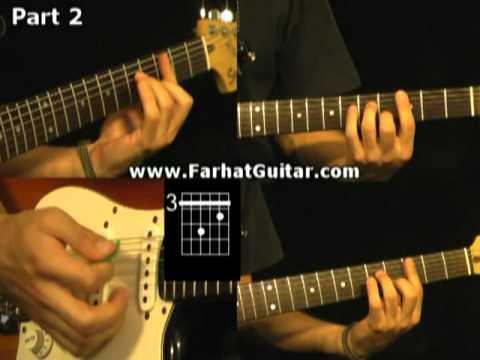 Roxanne - The Police 5/5  Guitar Cover www.farhatguitar.com