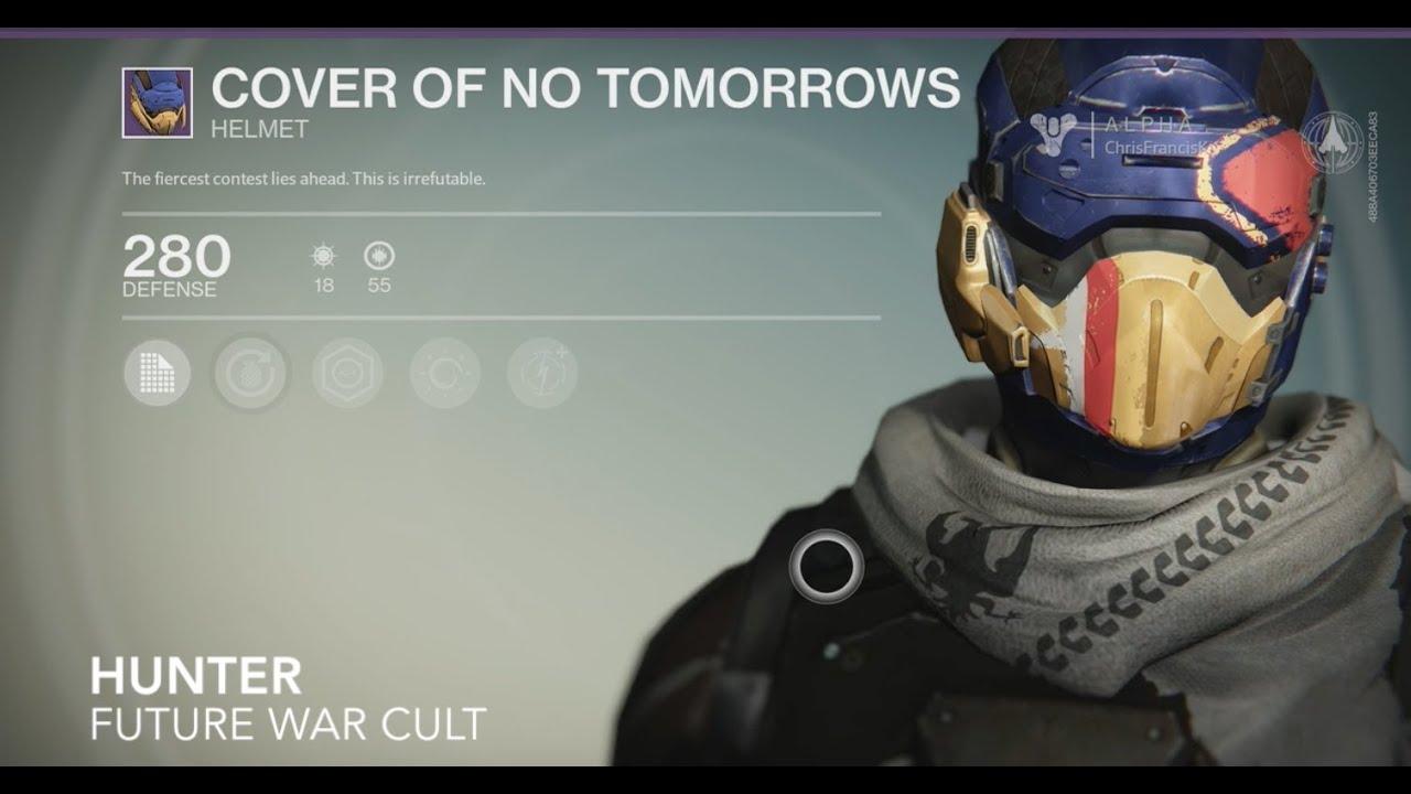 Destiny - Vanguard Arm...