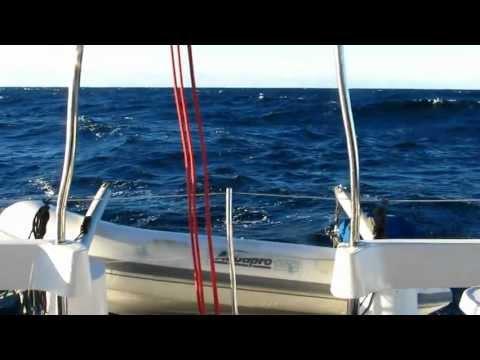 Fountaine Pajot Lavezzi Catamaran Delivery Trip