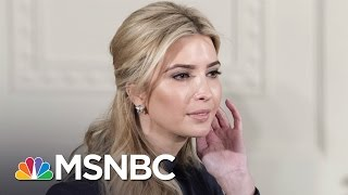 Ivanka Trump's New Book: Offensively Frivolous | AM Joy | MSNBC