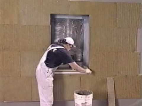 Dryvit Instrukcja Instalacji Roxsulation - Etap 4