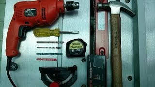 Herramientas básicas para carpintería en casa
