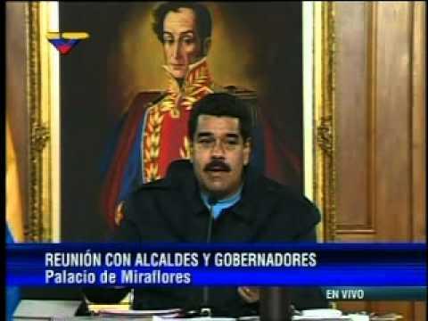 Maduro pide a Smolansky que abandone la reunión