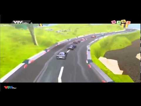 [Phim hoạt hình] Thần xe siêu tốc - tập 11 Bibi VTVcab8