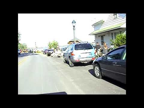 Rouses Point Parade  7-5-09