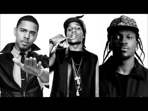 TKO (BLVCK FRIDVY REMIX) FT. J. COLE A$AP ROCKY & PUSHA T