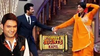 Anil Kapoor On COMEDY NIGHTS WITH KAPIL 22nd September 2013