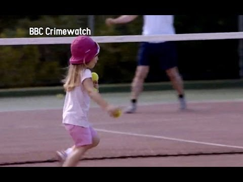 Crimewatch's Madeleine McCann reconstruction