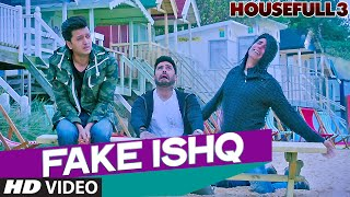 fake ishq song, housefull 3, fake ishq song from housefull 3, akshay kumar, ritesh deshmukh