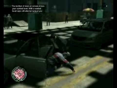 Видеообзор GTA IV