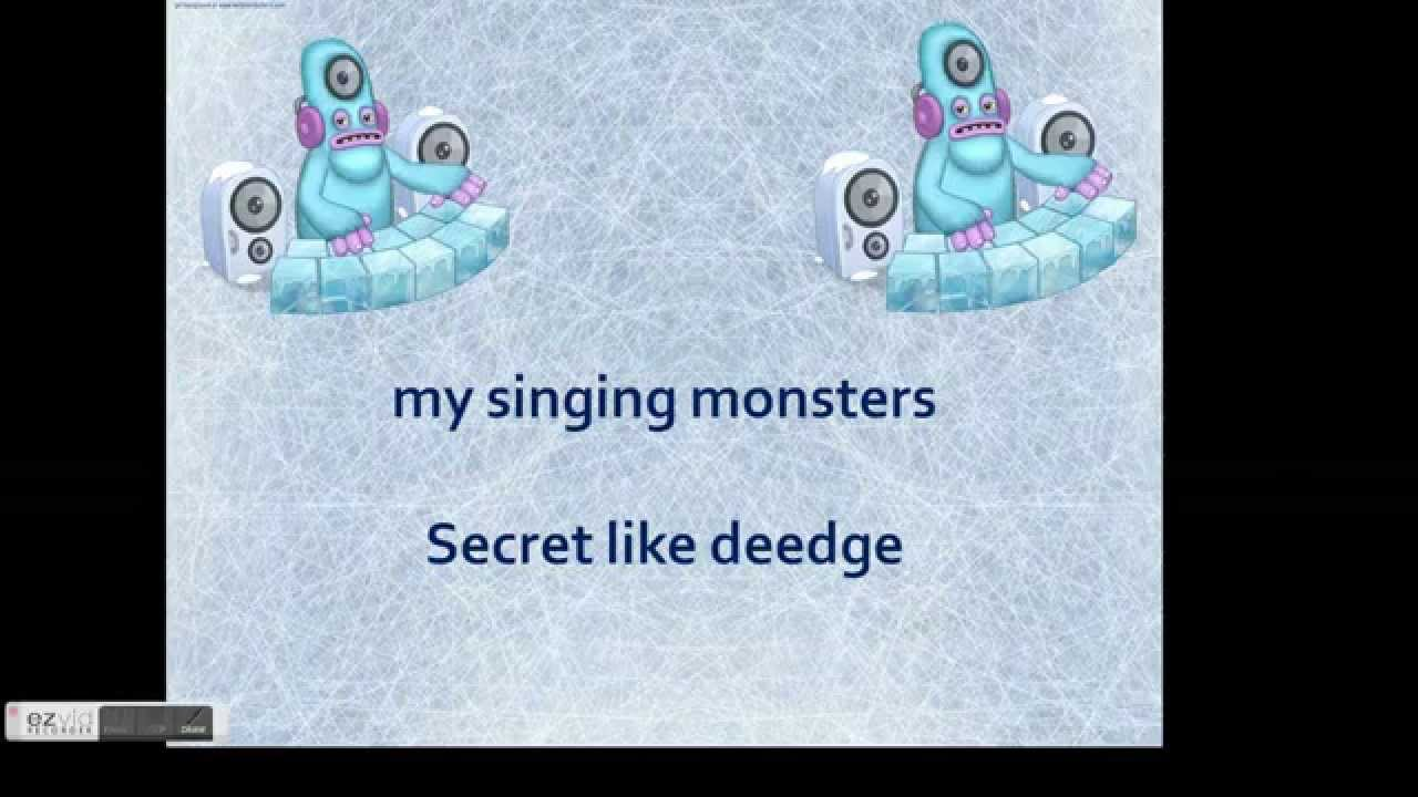 De Edge My Singing Monsters Secret Like