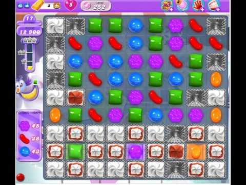 Candy Crush Saga Dreamworld Level 252