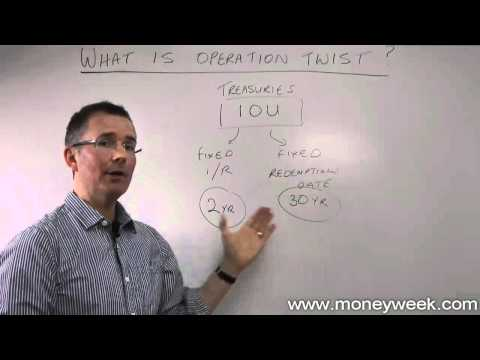 What is Operation Twist? - MoneyWeek Investment Tutorials