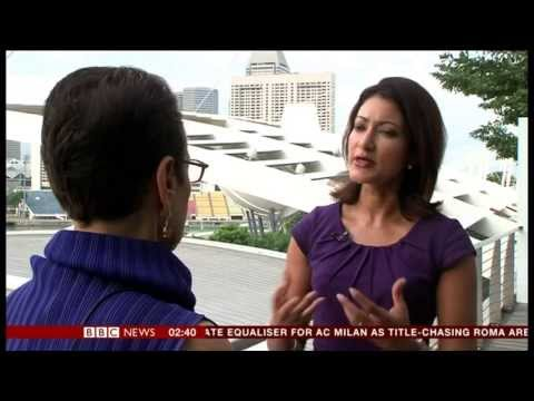 SHARANJIT LEYL:-: BBC WORLD NEWS -  Asia Business Report - 17 Dec 2013 -