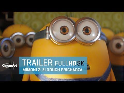 Mimoni 2: Padouch přichází - trailer