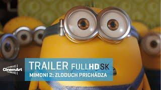 Mimoni 2: Zloduch prichádza - trailer