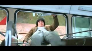 New Police Story Crazy Bus Scene (Jackie Chan)