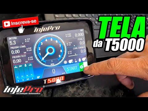 O Que Podemos Fazer Diretamente da Tela da T5000? - INJEPRO