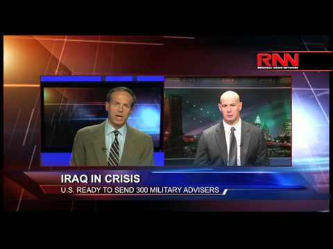 Iraq In Crisis: U.S. Ready To Send 300 Military Advisers (Part 2 of 2)