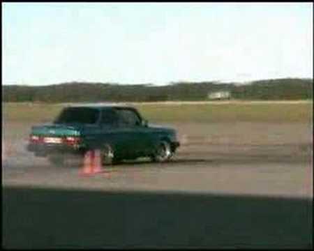Volvo 240 Drifting compilation