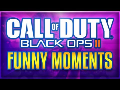Black Ops 2 - Funny Moments! (Angry Kid, Meth Lab, Cowgirl Defuse)